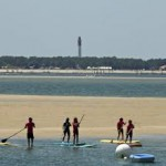 Paddle Stand-Up sur le Bassin d'Arcachon