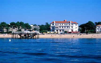 Hotel Cente ville Arcachon
