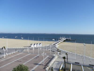 Hotels centre ville Arcachon - Grand Hôtel Richelieu