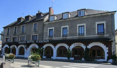 Hotels  -  Grand Hôtel Saint-Aignan