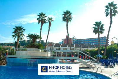 Hotels  -  H·TOP Olympic