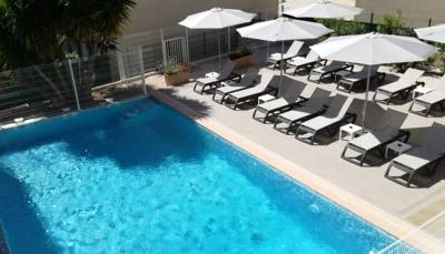 Hotels  -  ibis budget Hyères