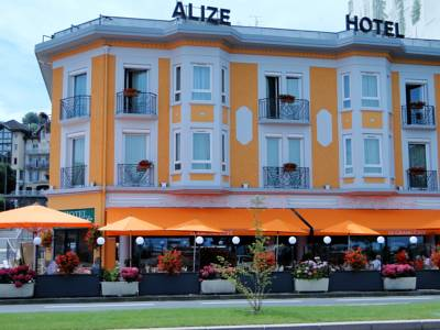 Hotels  -  Inter-Hotel Alizé