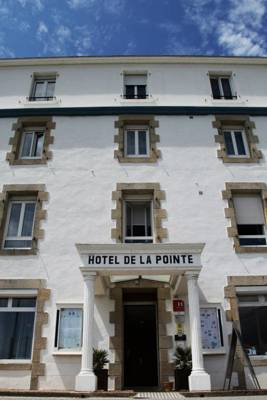 Hotels  -  Hôtel de la Pointe de Mousterlin