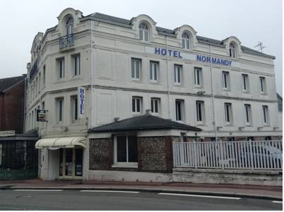 Hotels  -  Hôtel Normandy