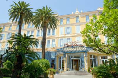 Hotels  -  Hôtel Club Vacanciel Menton