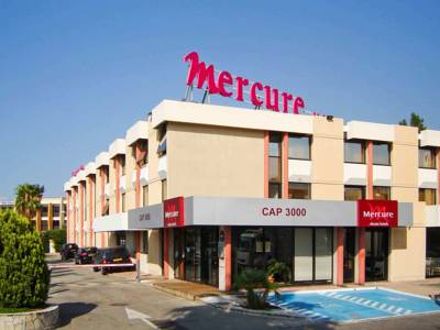 Hotels  -  Mercure Nice Cap 3000 Aéroport