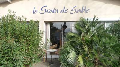 Hotels  -  Hôtel Le Grain de Sable