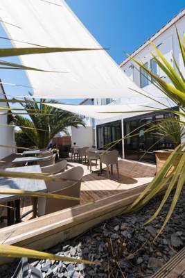 Hotels  -  Hôtel Ancre Marine & Spa Thalgo ***