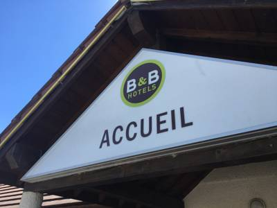 Hotels  -  B&B Hôtel Chatellerault