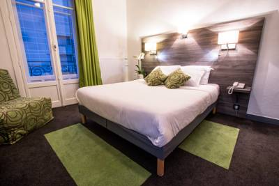 Hotels  -  Hotel Actuel Chambéry Centre Gare