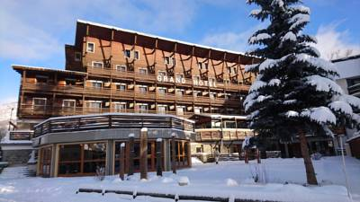 Hotels  -  Grand Hôtel & Spa NUXE Serre Chevalier