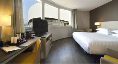 Hotels  -  AC Hotel by Marriott Marseille Prado Velodrome