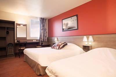 Hotels  -  Ace Hotel Bourges