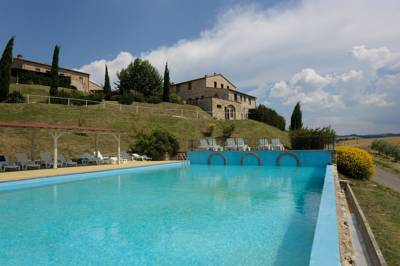 Hotels  -  Agrihotel Il Palagetto