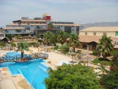 Hotels  -  Aguilas Hotel Resort
