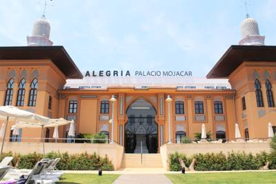 Hotels  -  ALEGRIA Palacio Mojacar Adults only