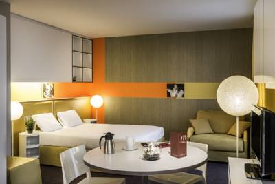 Hotels  -  AppartHotel Mercure Paris Boulogne