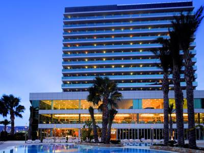 Hotels  -  AR Diamante Beach Spa Hotel