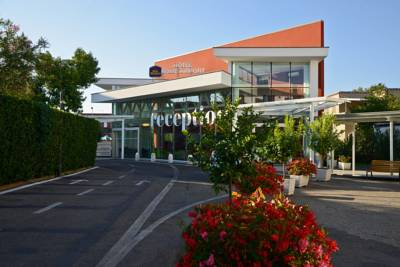 Hotels  -  Best Western Hotel Rome Airport