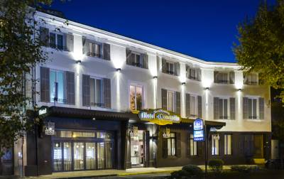 Hotels  -  Best Western Le Comtadin