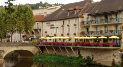 Hotels  -  Best Western Le Pont d'Or