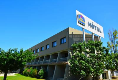 Hotels  -  Best Western Plus Clos Syrah