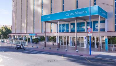 Hotels  -  Blue Sea Hotel Calas Marina