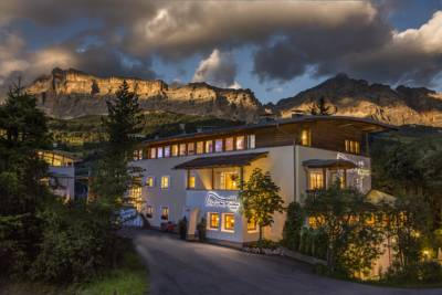 Hotels  -  Boutique Hotel Dolomit