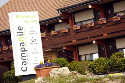 Hotels  -  Campanile Epernay - Dizy 51530