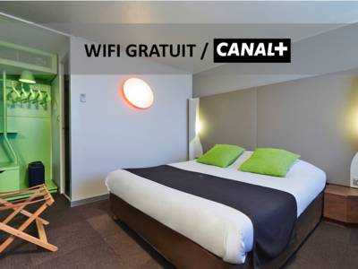 Hotels  -  Campanile Limoges Nord