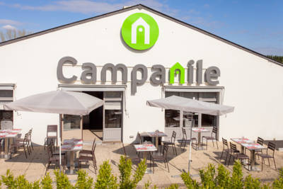 Hotels  -  Campanile Poitiers