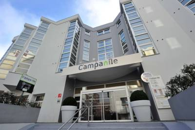 Hotels  -  Campanile Reims Centre - Cathedrale