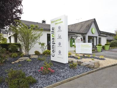 Hotels  -  Campanile Rennes Ouest Cleunay