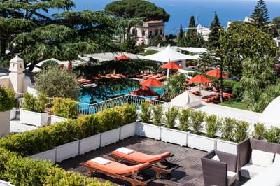 Hotels  -  Capri Palace