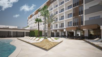 Hotels  -  Caprice Alcudia Port