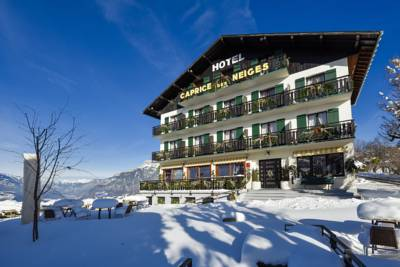 Hotels  -  Caprice Des Neiges - Logis de France