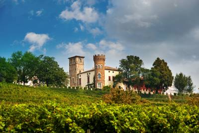 Hotels  -  Castello di Buttrio