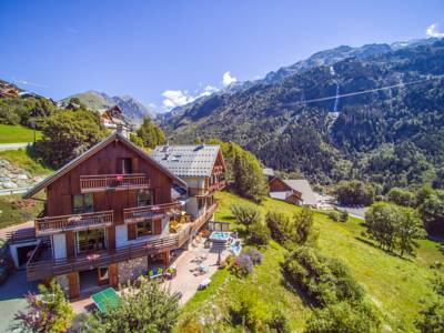 Hotels  -  Chalet Saskia - Catered