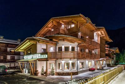 Hotels  -  Chalet Vites Mountain Hotel