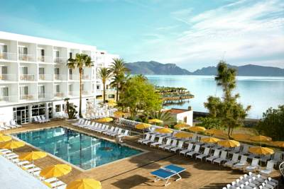 Hotels  -  Club Jet Tours Alcudia