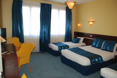 Hotels  -  Comfort Hotel Cathedrale Lisieux