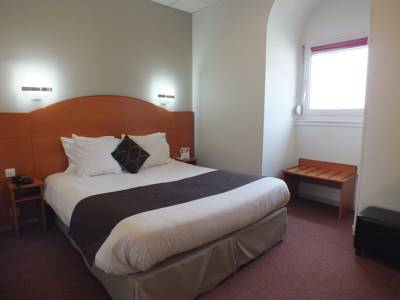 Hotels  -  Comfort Hotel Cecil Metz Gare
