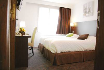 Hotels  -  Comfort Hotel d'Angleterre Le Havre