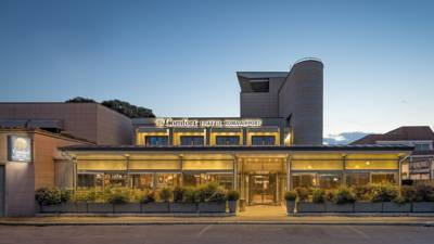 Hotels  -  Comfort Hotel Roma Airport Fiumicino