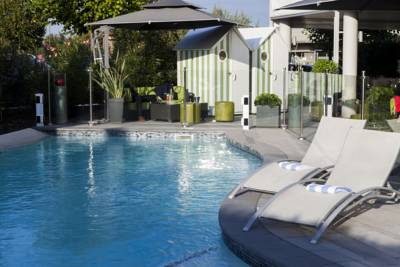 Hotels  -  Courtyard by Marriott Toulouse Airport
