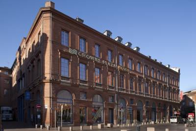 Hotels  -  Crowne Plaza Toulouse