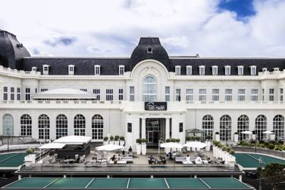 Hotels  -  Cures Marines Trouville Hôtel Thalasso & Spa - MGallery by Sofitel