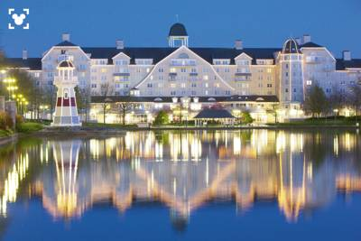 Hotels  -  Disney's Newport Bay Club®