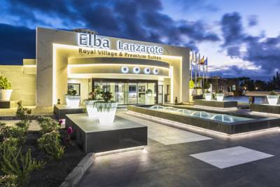 Hotels  -  Elba Premium Suites - Adults Only